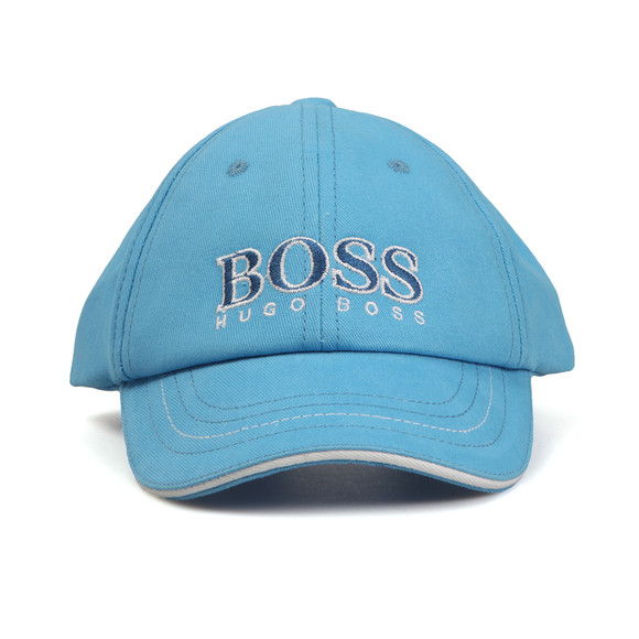 BOSS Bodywear Boys Blue J01083 Cap main image