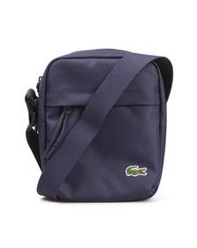 Lacoste Mens Blue NH2102NE Camera Bag