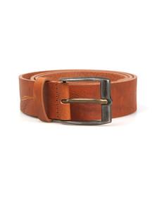 Diesel Mens Brown Whyz Belt