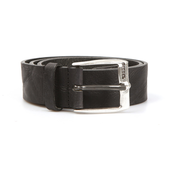Diesel Mens Black Whyz Belt main image