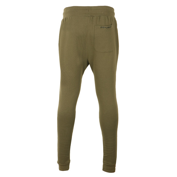 Eleven Degrees Mens Green Base Jogger main image