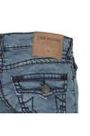 True Religion Mens Blue Rocco Super T Jean