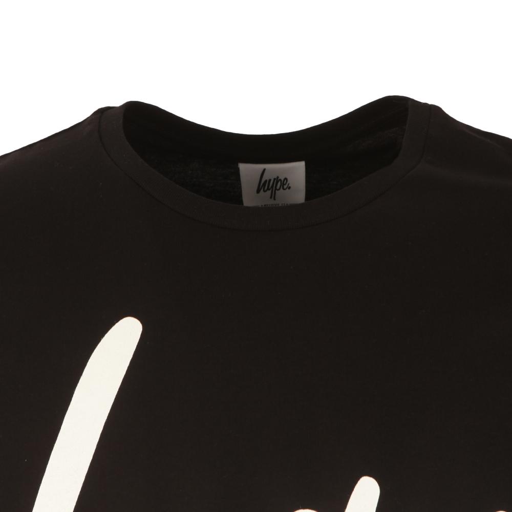 Hype Script T-Shirt main image