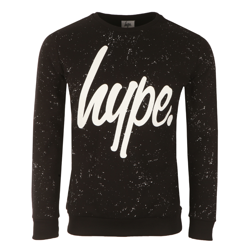 AOP Speckle Crew Sweat main image