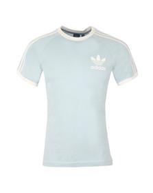 Adidas Originals Mens Blue California SS Tee