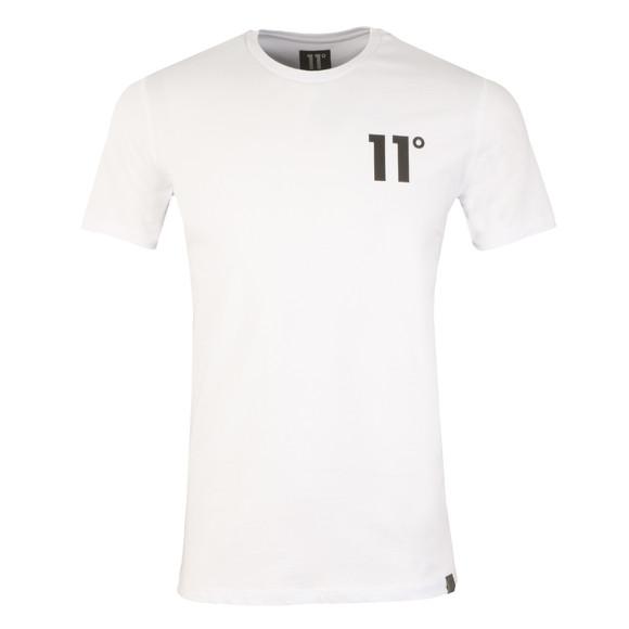 Eleven Degrees Mens White Core T-Shirt main image