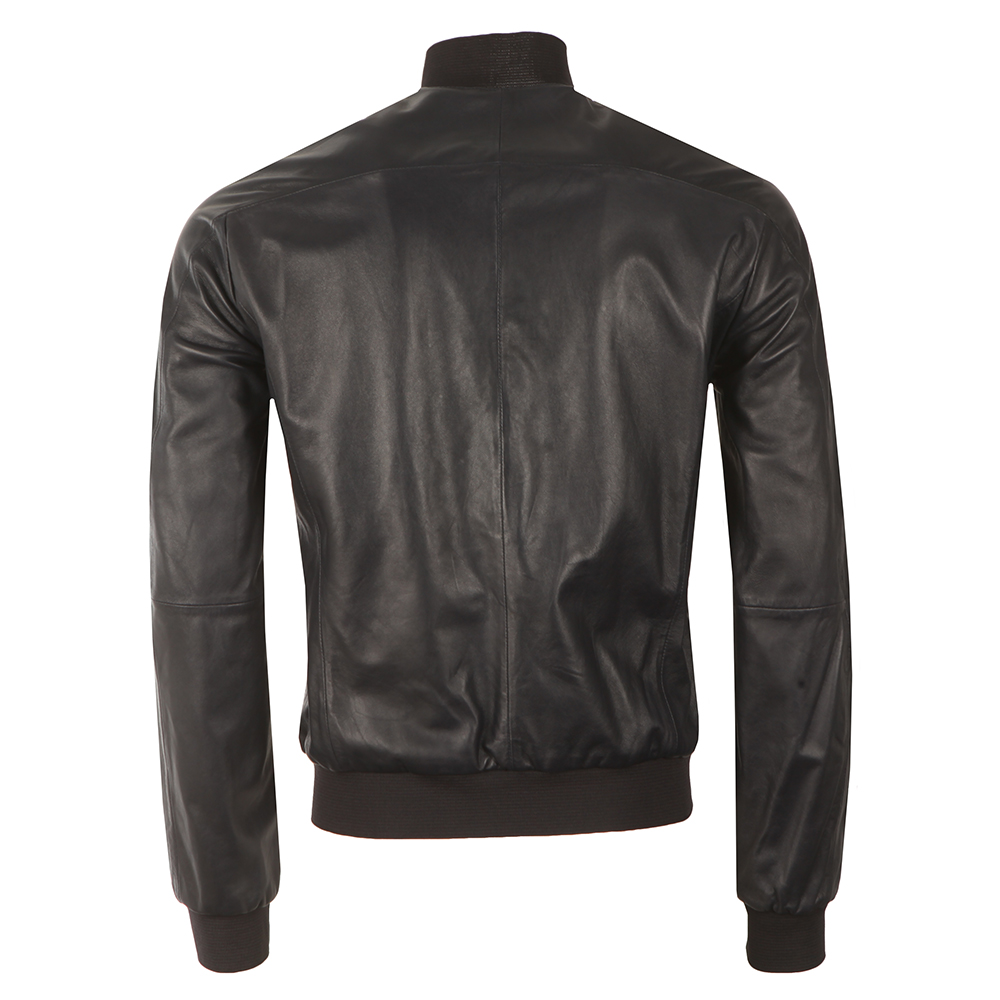 Leather Blouson  main image
