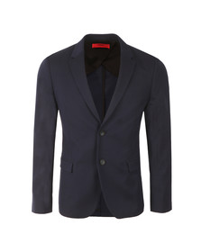 Hugo Mens Blue Areltos Blazer