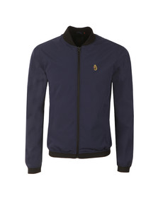Luke Mens Blue Fienbury Sport Technical Blouson