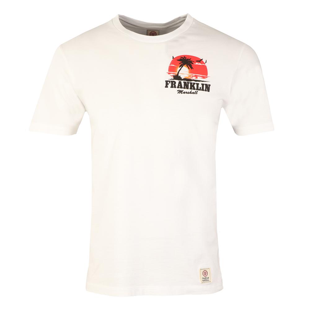 Sunset Crew T-Shirt main image