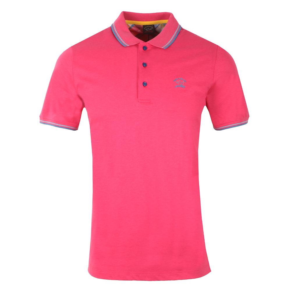 61050dd7 Paul & Shark Tipped Polo Shirt | Oxygen Clothing