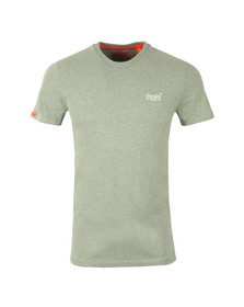 Superdry Mens Green Vintage Embroidered Tee