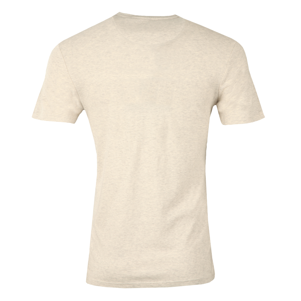 S/S Textured Yoke Tee main image