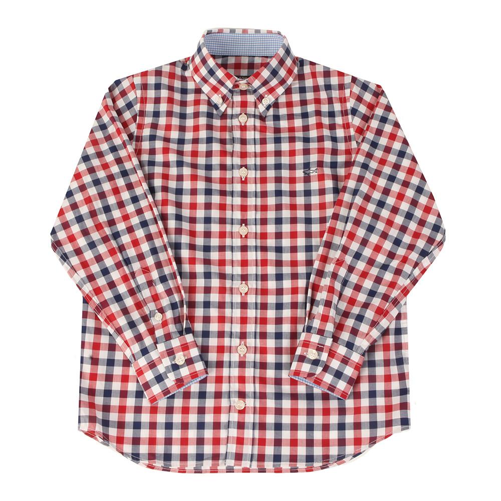 Woven L/S Shirt main image