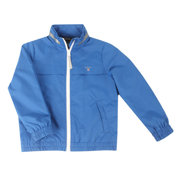Gant Boys Blue Windbreaker main image