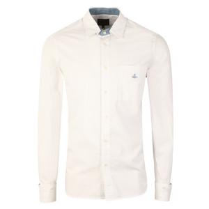 Detachable Detail L/S Shirt