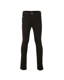 Vivienne Westwood Anglomania Mens Black Karnage Jeans