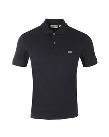Lacoste Mens Blue S/S DH2050 Polo