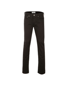 Stone Island Mens Black Slim 5 Pocket Trouser