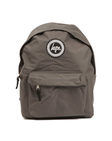 Hype Unisex Grey Classic Backpack
