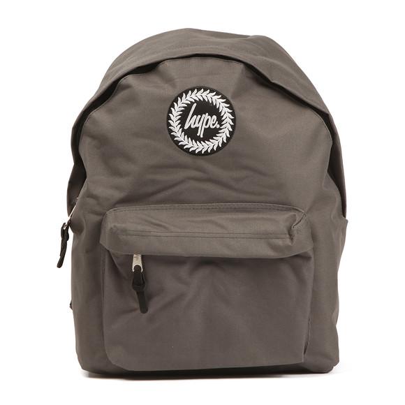 Hype Unisex Grey Classic Backpack main image