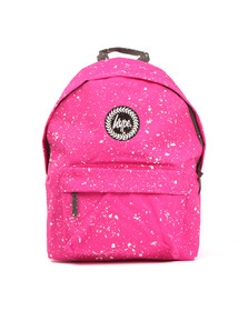 Hype Unisex Pink Speckle Backpack