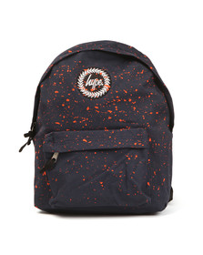 Hype Unisex Blue Speckle Backpack