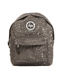 Hype Unisex Grey Speckle Backpack