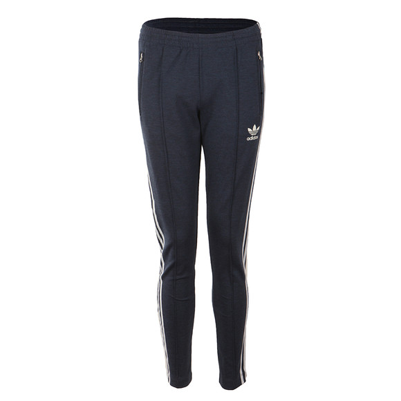 Adidas Originals Womens Blue Superstar Track Pant  main image
