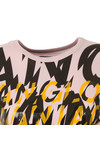 Vivienne Westwood Anglomania Womens Purple Anglomaniac T Shirt