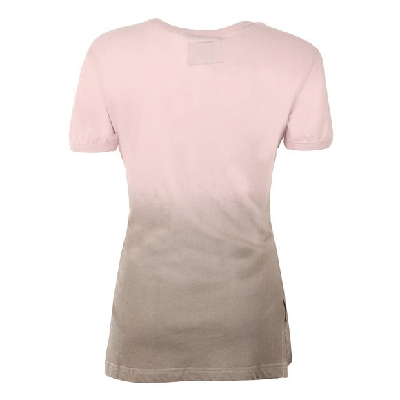 Vivienne Westwood Anglomania Womens Purple Anglomaniac T Shirt main image