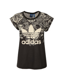 Adidas Originals Womens Multicoloured Florido T Shirt