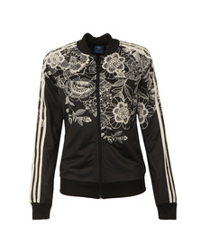 Adidas Originals Womens Multicoloured Florido Superstar Track Top