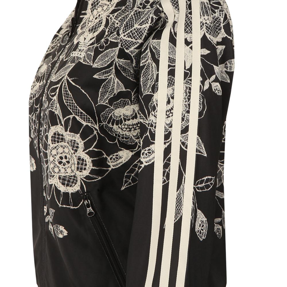 new concept 62be2 03434 ... adidas Originals Womens Multicoloured Florido Superstar Track Top main  image ...