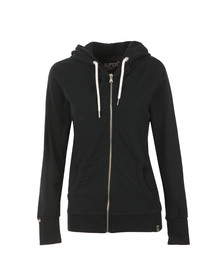 Superdry Womens Blue OL Luxe Edition Zip Hoody