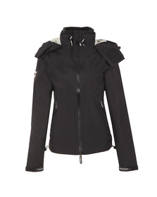 Superdry Womens Blue Cliff Hiker Jacket