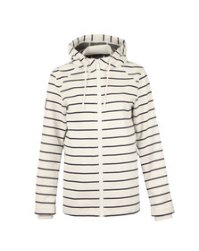 Superdry Womens White Marina Jacket