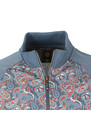 Camley Paisley Track Top additional image