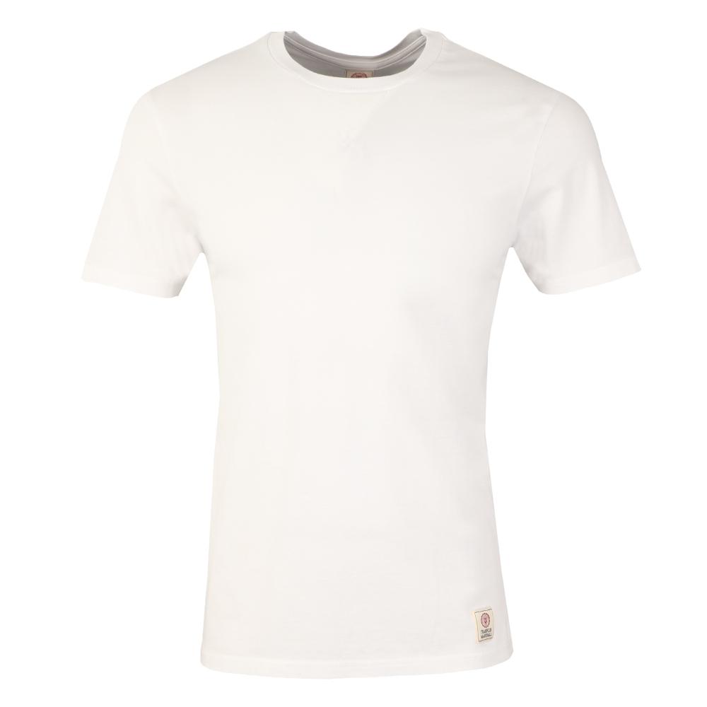 Plain Crew Neck T Shirt main image