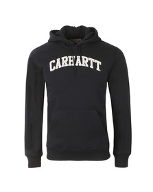 Carhartt Mens Blue Yale Hooded Sweat