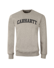 Carhartt Mens Grey Yale Sweat