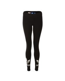 Adidas Originals Womens Black TRF Leggings