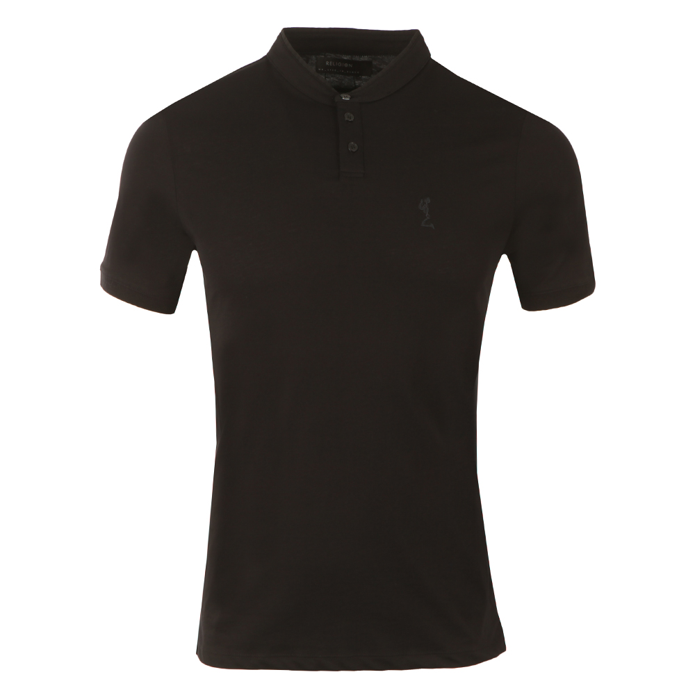 aca85c4a Religion Ormont Collarless Polo | Masdings