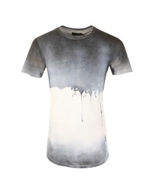 Religion Mens Blue Soft Drip Tee