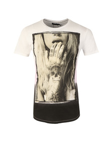 Religion Mens White Tempted Tee