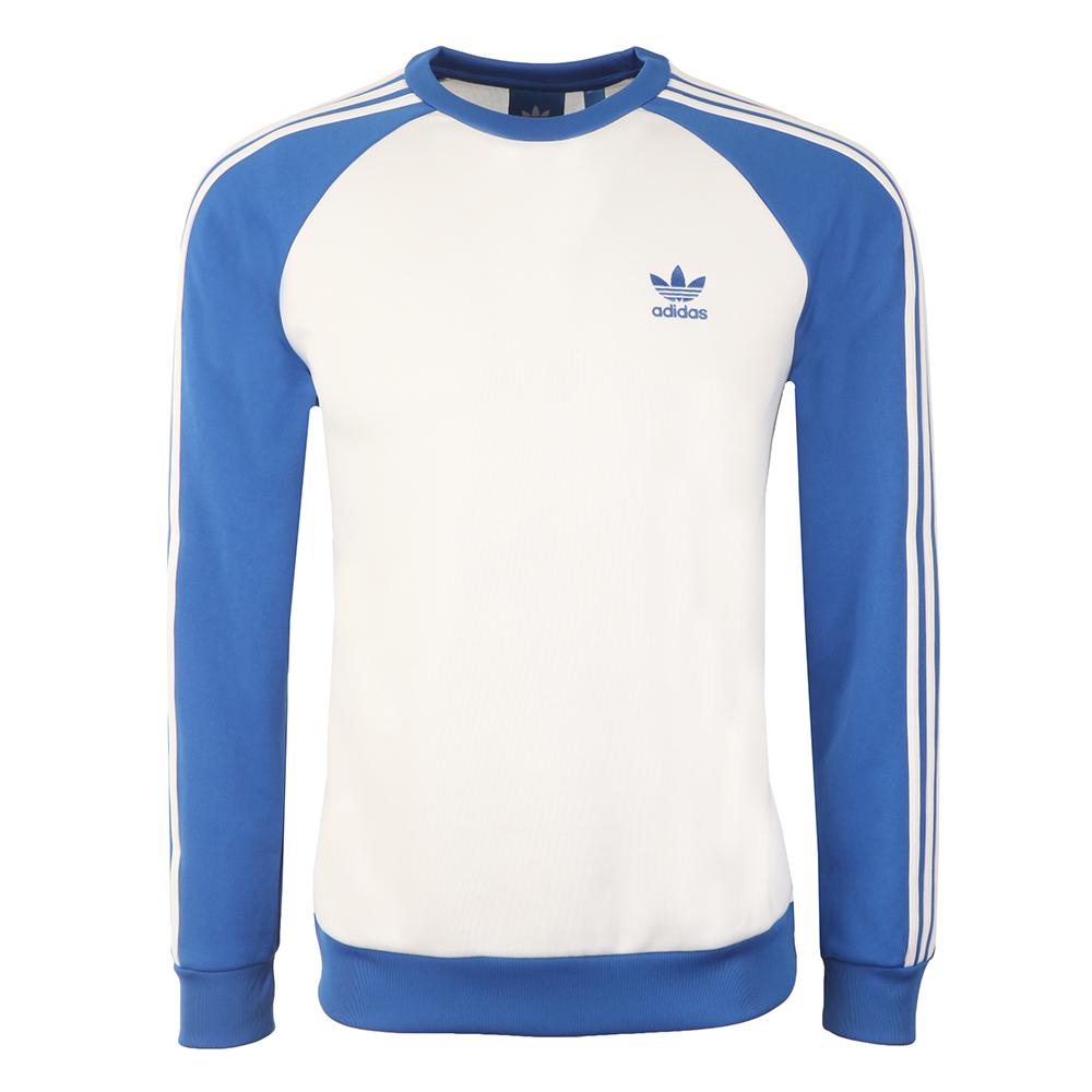 adidas Originals Superstar Crew Sweatshirt | Masdings