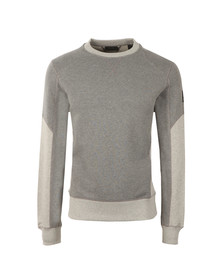 Belstaff Mens Grey Matterley Sweatshirt