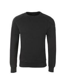 Belstaff Mens Blue Hawkhurst Sweatshirt
