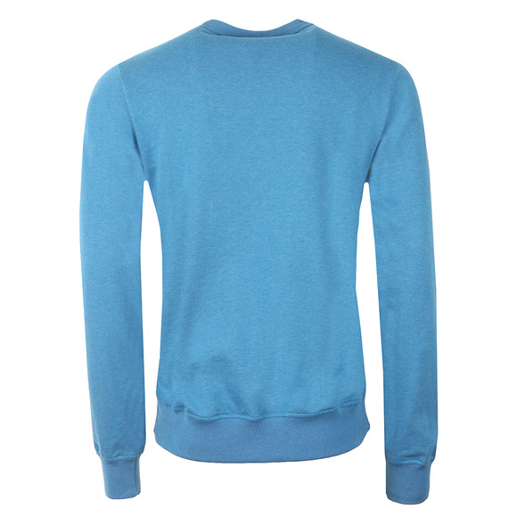 Paul & Shark Mens Blue Small Logo Light Sweatshirt main image
