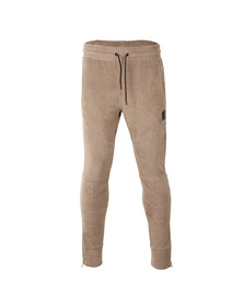 Religion Mens Grey Pool Loop Back Sweat Pants